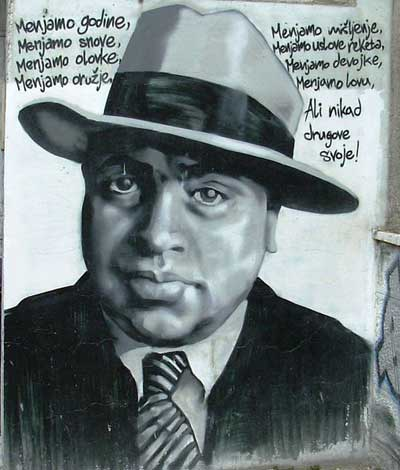 Al Capone And St Valentines Day