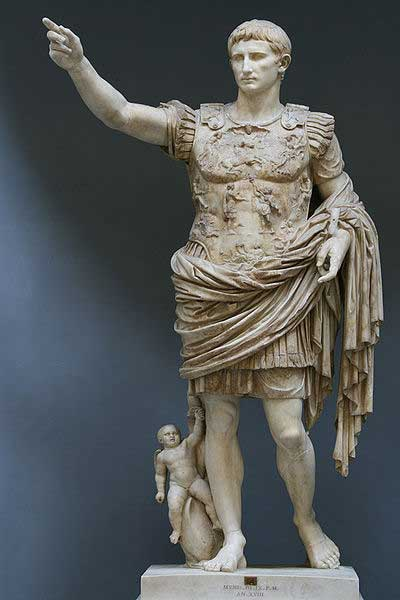Augustus-Caesar-Biography