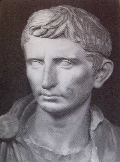 a biography of augustus caesar Augustus's rise to power began with the assassination of his great-uncle and adoptive father, julius caesar, and culminated in the titanic duel with mark antony and cleopatra the world that made augustusand that he himself later remadewas driven by intrigue, sex, ceremony, violence, scandal, and naked ambition.