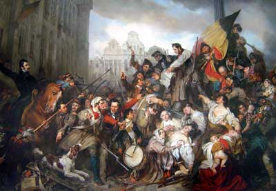 Democracy History Of Belgium