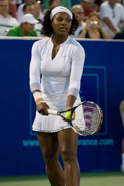 Biography Of Serena Williams