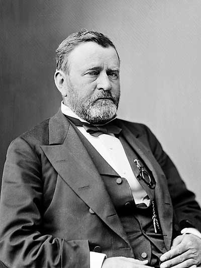 Biography On Ulysses Grant