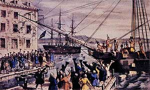 Boston Tea Party Facts