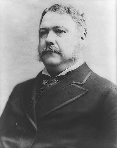 Chester Arthur Presidency