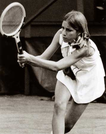 Chris Evert Biography