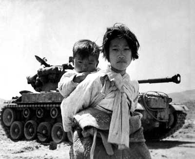 Conditions For People In Korean War