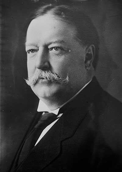 Contributions Made By William Taft