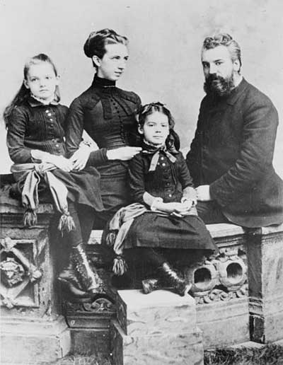 Did Alexander Graham Bell Have Kids