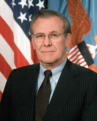 Donald-Rumsfeld-Biography
