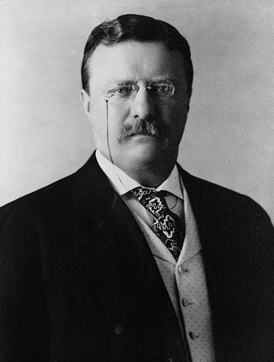 Facts On President Theodore Roosevelt