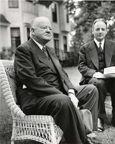 Herbert Hoover And The New Freedom