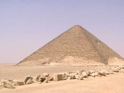History About Pyramids Of Egypt