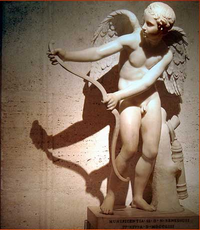 History Of Cupid Greek God