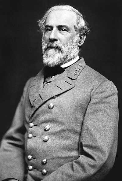 History Of Robert E Lee