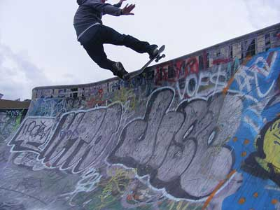 The origin and concept of skateboarding