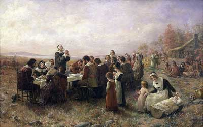 History Of Thankgiving
