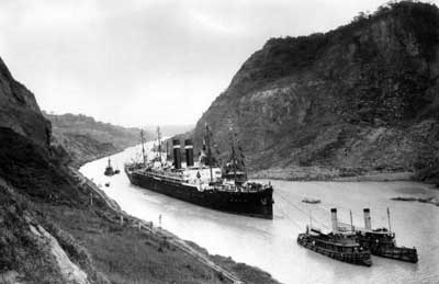 History-Of-The-Panama-Canal-In-South-America