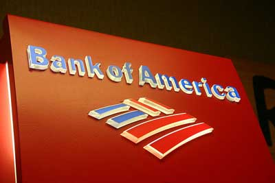 History of Bank of America