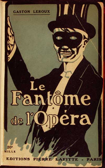 History of Phantom of the Opera