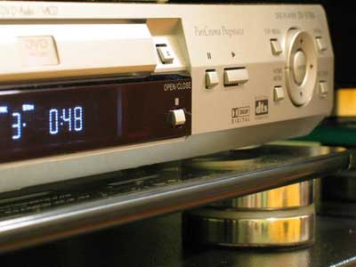 History of the CD Player