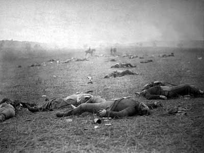How Many People Died In The Battle Of Gettysburg