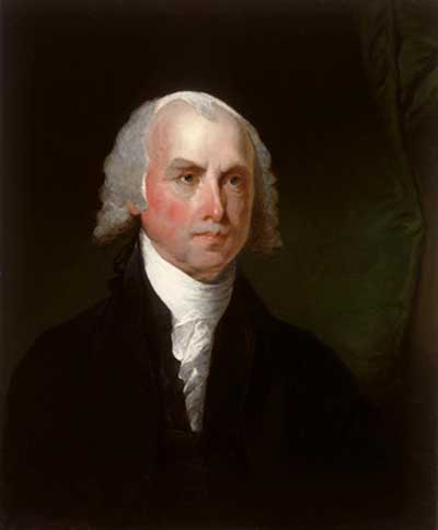How Would You Describe James Madison