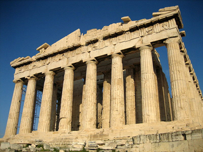 Why Was The Acrophois Built In Ancient Greece