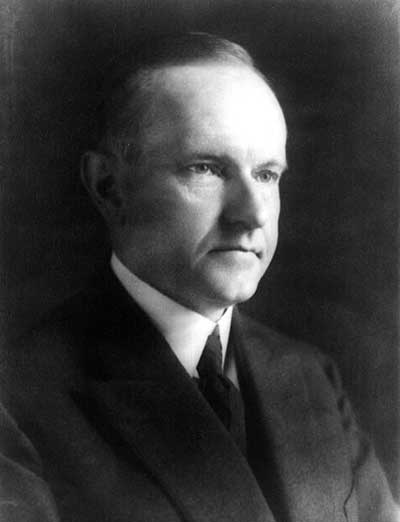 Interesting Facts About Calvin Coolidge