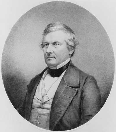 Intresting Facts About Millard Fillmore