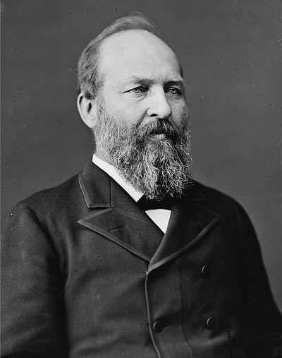 James Garfield Important Achievements