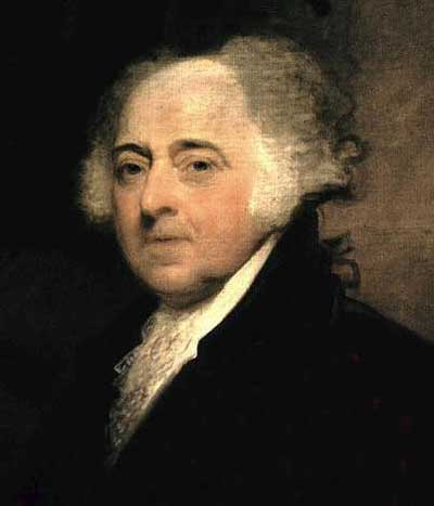 John-Adams-And-Decleration-Of-Independance
