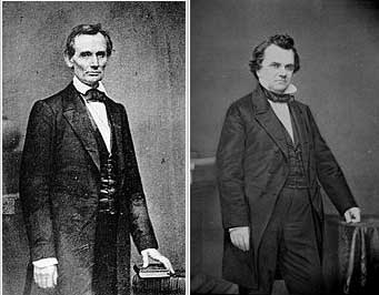 Lincoln Vs Douglas Debates