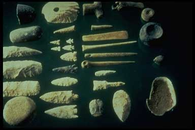 Mesolithic Artifacts