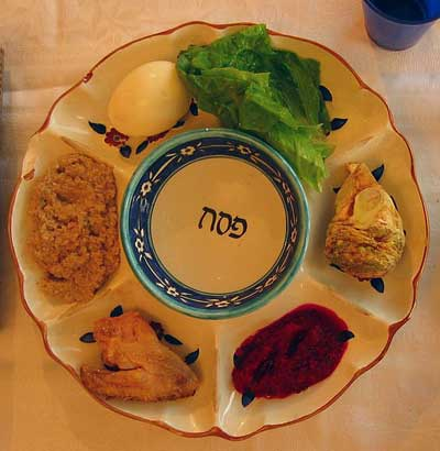Passover Traditional Food