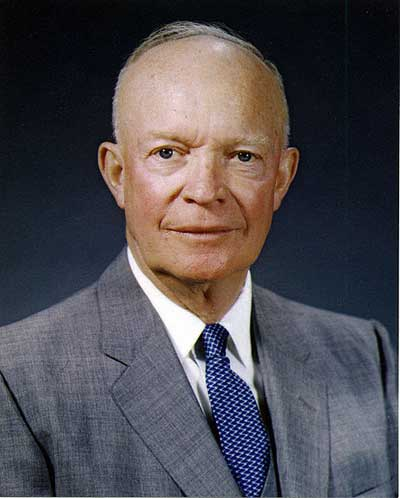 President Eisenhower Facts