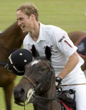 Prince William Biography