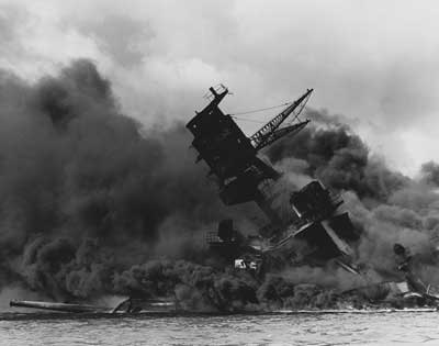 Results Of The Attack On Pearl Harbor