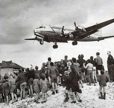 Significance Of Berlin Blockade