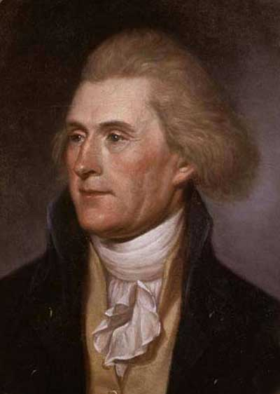 Thomas Jefferson Life Story
