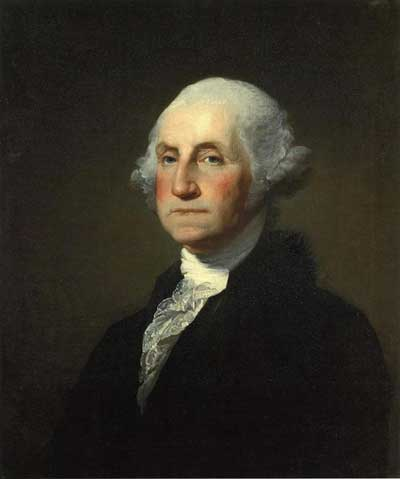 Timeline-On-George-Washington