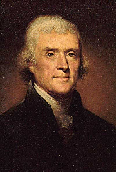 Unknown Fact About Thomas Jefferson