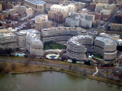 Watergate Scandal Summary