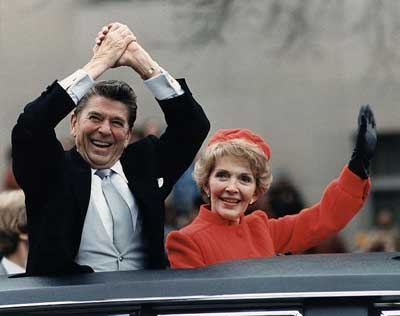 What Did Ronald Reagan Do For The People