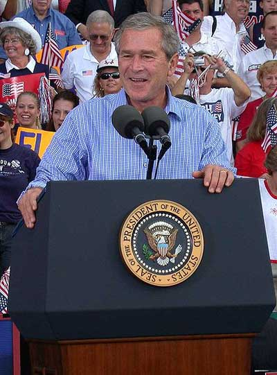 What Has George W Bush Done For America