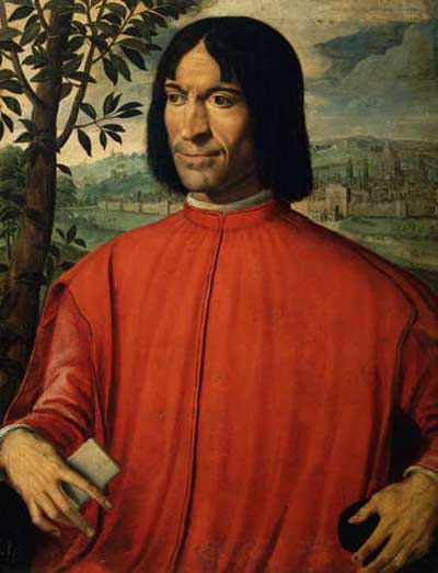 an analysis of the topic of the niccolo machiavellis life and the lorenzo the magnificent di medici Machiavelli's 'art of war': a reconsideration  on the marriage of piero di lorenzo de' medici, ibid, 8  the life and times of niccolo machiavelli 2 vols.