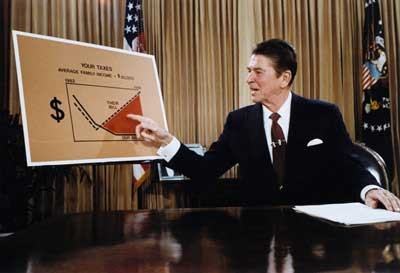 What Was Ronald Reagan Remembered For