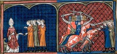 What Was The Goal Of The Crusades ?