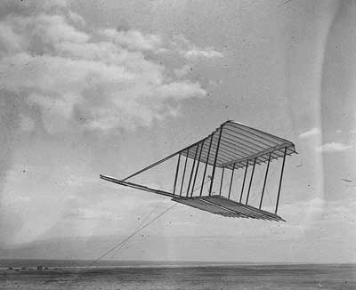 When Was The Wright Brothers First Flight ?