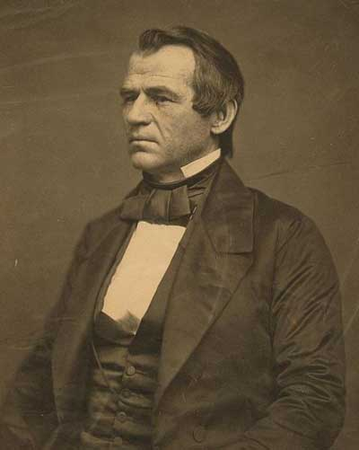 Why Was Andrew Johnson Impeached