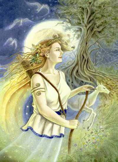 Why Was Artemis The Goddess Of The Moon And Hunt